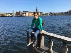 Stadshuset, Stockholm, May 2016