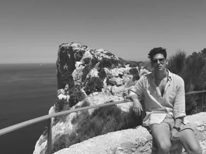 Formentor, Mallorca, July 2016