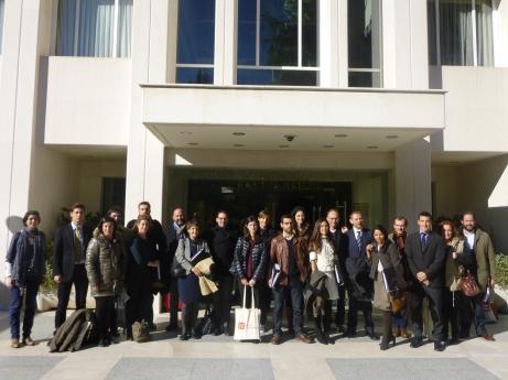 Fundación Ramón Areces, Madrid, November 2013